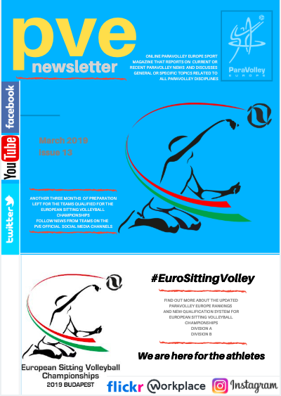ffe5836471 ParaVolley Europe Newsletter 13 – ParaVolley EUROPE